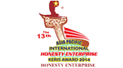 The 13th Asia Pacific International Honesty Enterprise Keris Award 2014 – Service Provider